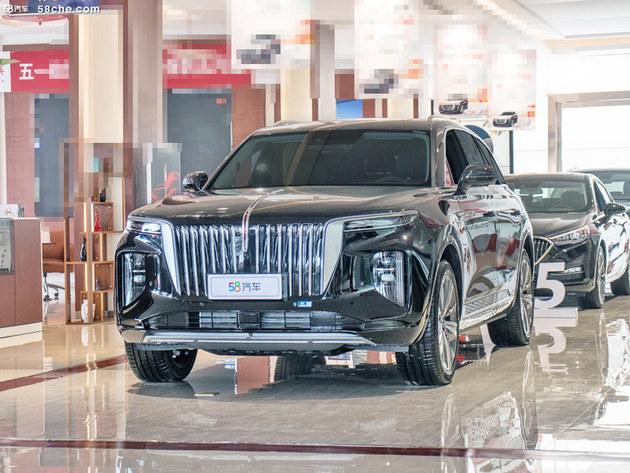 豪华大型纯电SUV代表性车型!红旗E-HS9导购手册来了,2021款旗·畅六座版最划算