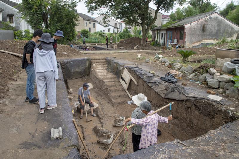 距今4000多年 慈溪这处新石器时代遗址藏了不少关键信息