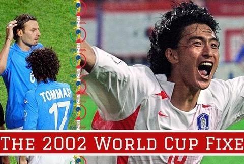 曹薰铉称02年世界杯韩国凭实力,其实他也是盘外招高手