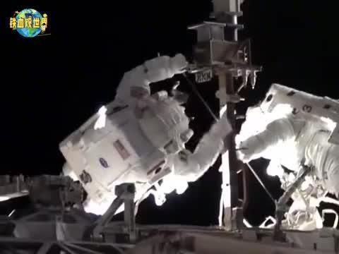 中国空间站内部曝光,模块化设计成为亮点,国际空间站却遭到嫌弃