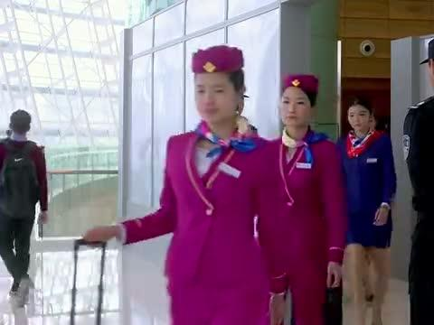 因为爱情:林光耀刚下飞机,就被人逮住要相亲,立马打电话给二妹