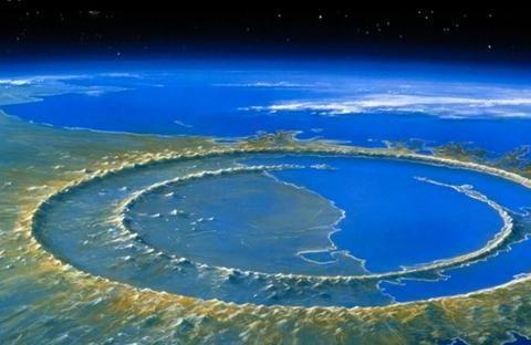 """科学家在1500米地底发现史前""""超级涟漪""""留下的痕迹"""