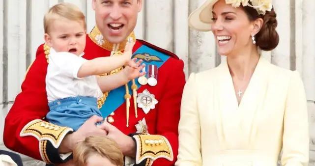 英女王长孙威廉王子当上国王,王室将会有不少变化