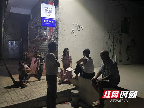 江华瑶族自治县界牌乡:民情走访到户 精准联系服务群众
