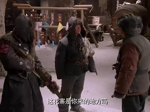 林海雪原:老胡为手下人讨公道,土匪头子听后为何沉默不语?