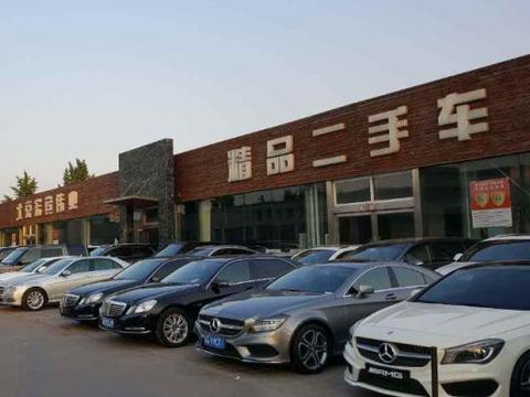 北京二手车市场寒冬将至,23万宝马5系无人问津,车贩子要急哭了
