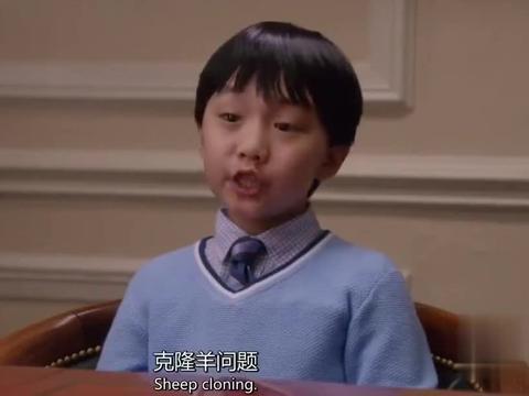 初来乍到:华裔小孩到外国私立学校面试,应答如流,老师称赞不已