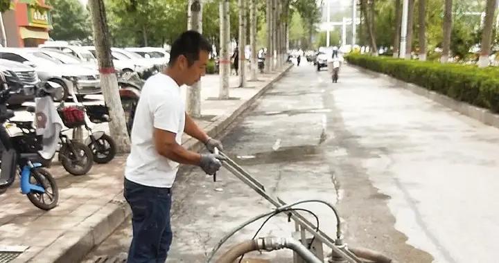 沧州市区1764个停车泊位取消