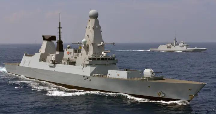 """英军承认6艘45型驱逐舰中有5艘已经""""趴窝"""""""