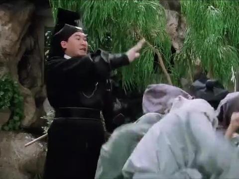 唐伯虎点秋香:石榴姐真是命苦!长的丑也就算了,还被人用脚踩脸