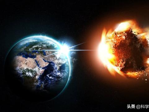45亿岁小行星撞击地球,中国拟用23枚火箭撞击,英国人:靠中国了
