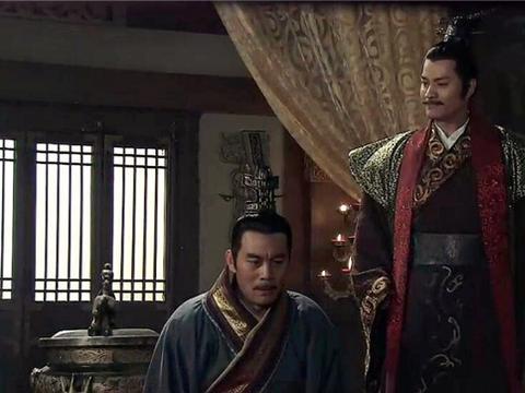 刘邦最痛处受刀伤,戚夫人与赵王相继被害,母后专权控制西汉江山