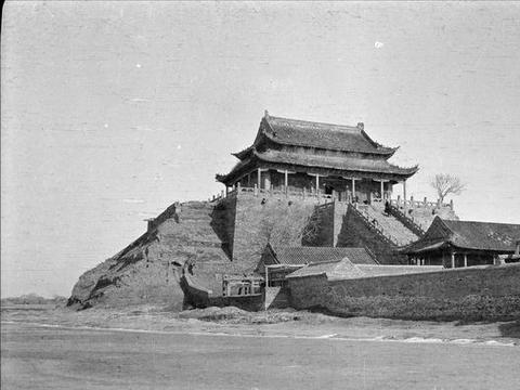 1917年河南开封老照片