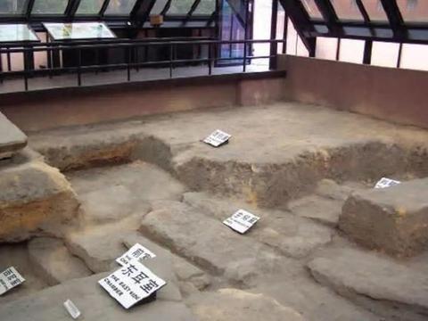 西汉南越王墓:气势恢宏,劈山为陵