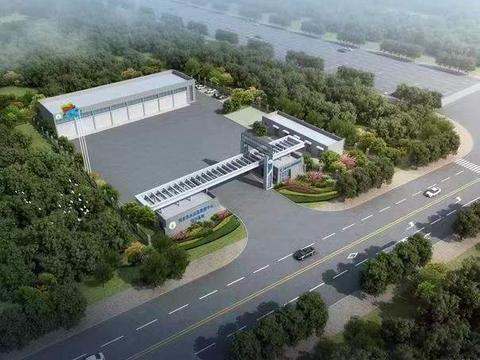 武汉市首座国家供水应急救援中心配套基地来了