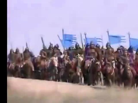 孙子忽必烈骑马冲撞了大军,成吉思汗却不生气,因为发现了接班人