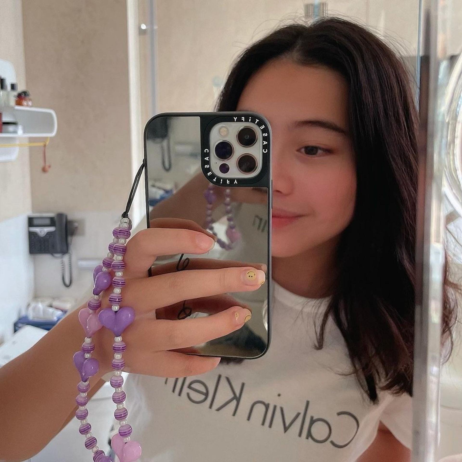 甘比12岁长女罕见晒近照,减肥已初见成效,深受大刘喜爱身家百亿