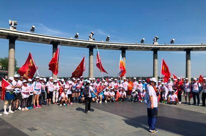 徒步节丨哈尔滨市民充满运动激情:全力以赴,不留遗憾