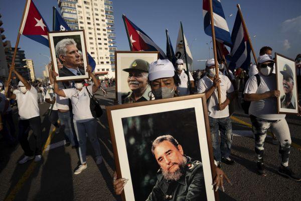 """外媒:拜登又对古巴制裁 古巴斥美制裁是""""恶意诽谤"""""""