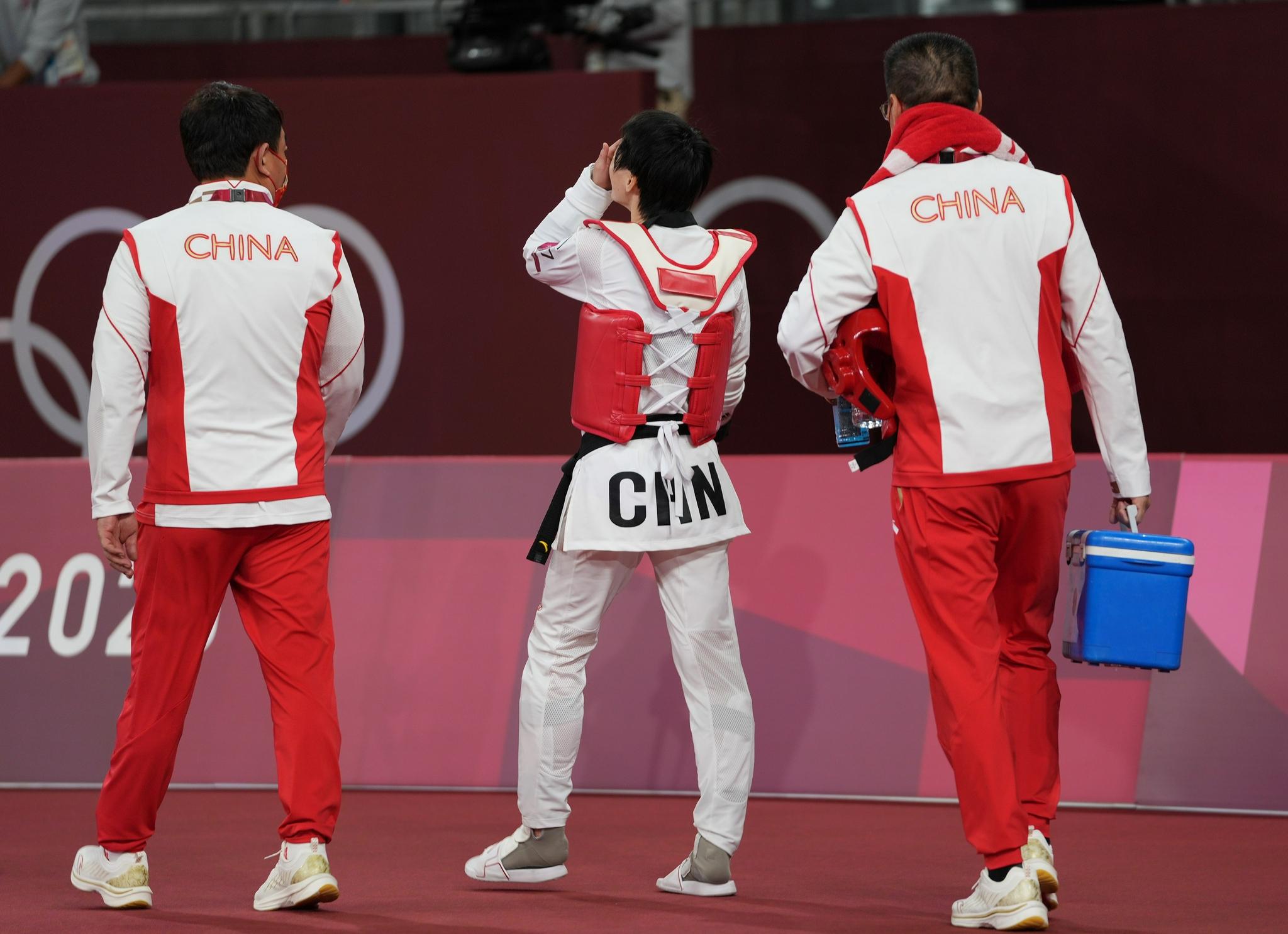 东京奥运会|站上奥运赛场就是英雄 他们同样应该获得掌声