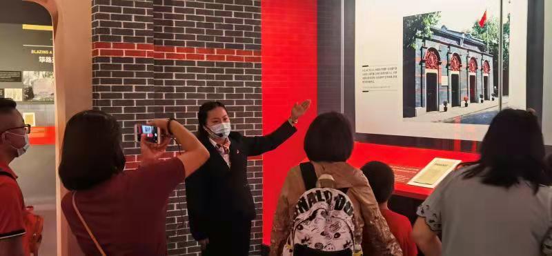 """上海历史博物馆(上革博)举行""""全天大联讲""""活动"""