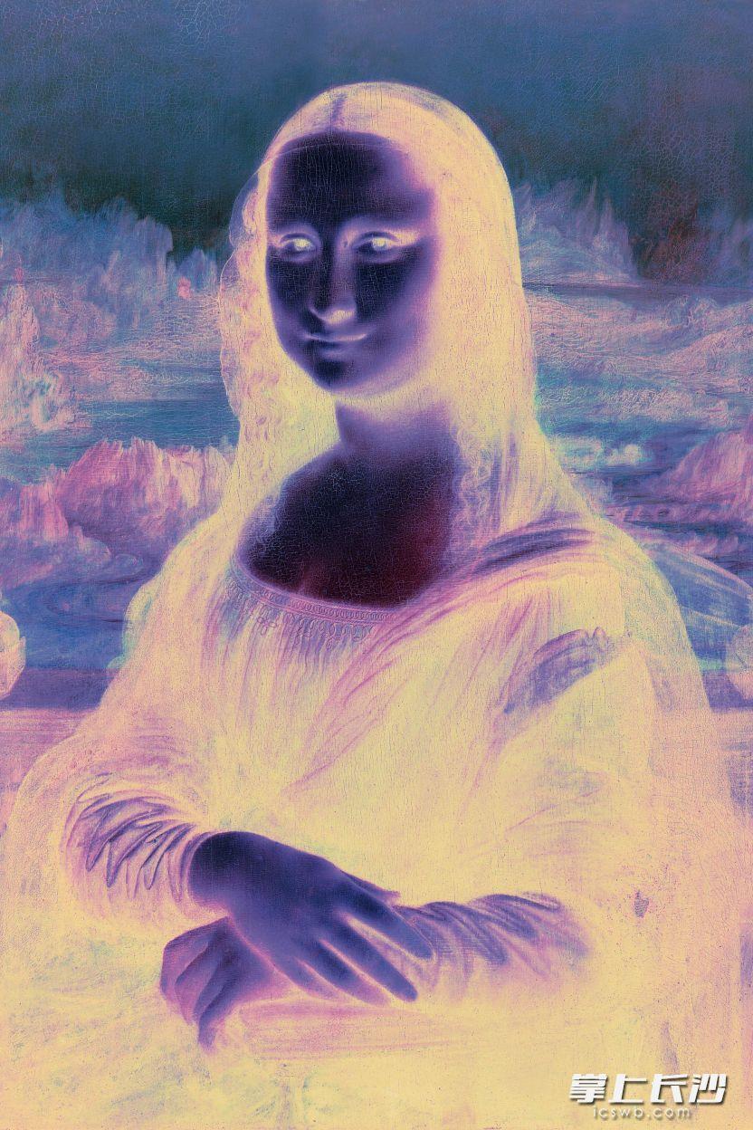 """""""不可见,X射线下的艺术""""开展  看毕加索梵高作品神秘的另一面"""
