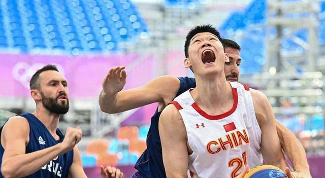 中国男子三人篮球惨遭2连败,阵容畸形打法落后,姚明必须背锅