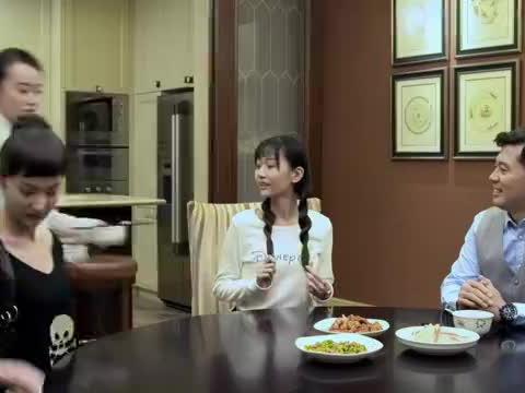 谎言的诱惑:童艺在雪歌家吃饭,李德仁同意童艺来家里住