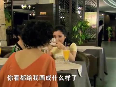 """后厨:素素妈妈带素素去相亲,帮他介绍了一个""""王老五"""""""