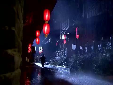 龙门镖局:大雨瓢泼,秋月找九叔殊死一搏,众人受伤在仓库