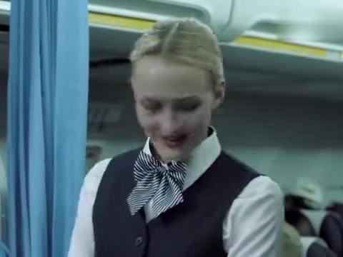 人民的名义:大贪官逃往国外,竟在飞机上喝香槟庆祝,等着被抓吧
