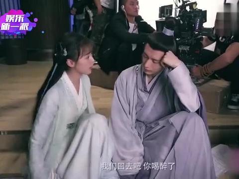 成毅、袁冰妍《琉璃》花絮合集十二