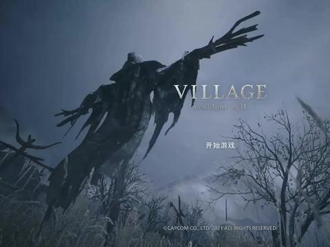 PS4《生化危机:村庄》白金扫尾直播录像