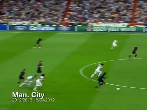 皇马欧冠3-2逆转曼城,C罗绝杀穆里尼奥滑跪