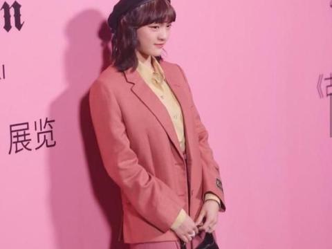 GUCCI红毯:吴磊穿得像霸道总裁,倪妮穿得像淑女,张子枫好可爱