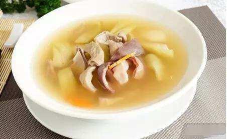 虫草花豆腐汤的做法!