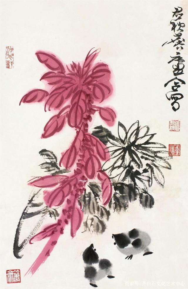 齐白石传人-汤发周分享:许麟庐曾在西观音寺那儿开了一个画店