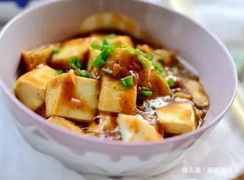 麻婆豆腐,韭菜鲜肉馅,糖醋肉段,豆豉鸡球的做法