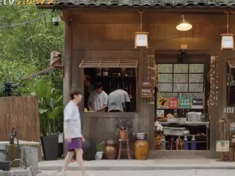 《向往的生活》黄磊是蘑菇屋食物链顶端的人