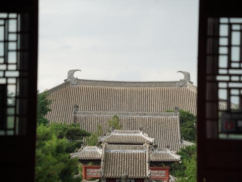 辽宁这座古建筑真牛!曾经历5次劫难却依然挺立,还是中国第一佛殿