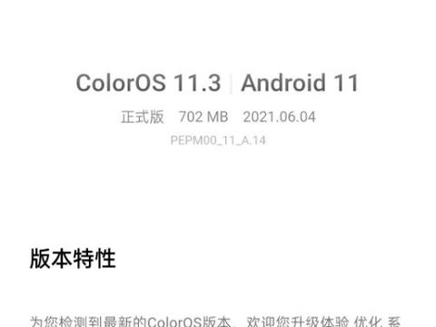 秒变12G,搭载ColorOS 11机型率先参测