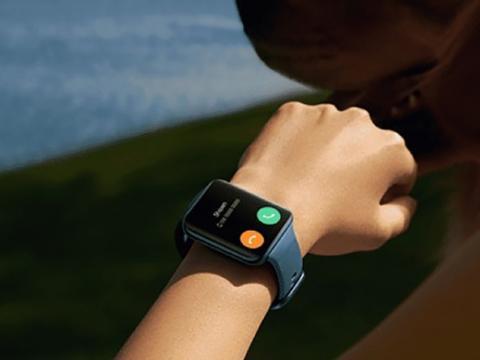 OPPO Watch 2将于7月27日发布 依旧方形屏幕运行ColorOS系统