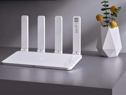 荣耀路由3 SE开启预售:支持Wi-Fi 6,首发199元