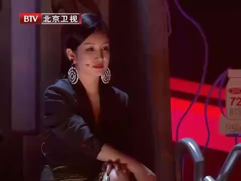 跨界歌王:钟楚曦嗨唱《乱世巨星》,霸气外露震全场,帅爆了!
