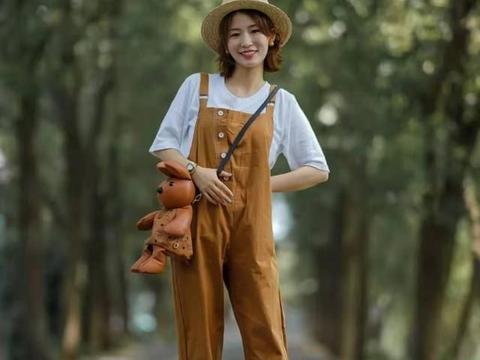 """被这种""""少女风""""穿搭圈粉了,洋气优雅还显高,适合小个子女生"""