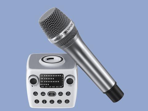 索爱MC19组合式麦克风实力出圈,成新晋直播、K歌神器
