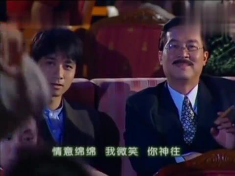 情深深雨蒙蒙:依萍在大上海舞厅卖唱,却不知陆振华在台下