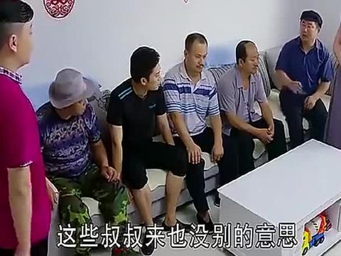 乡村爱情:赵四这次打架,竟然是第一个冲上去的,这暴脾气没谁了