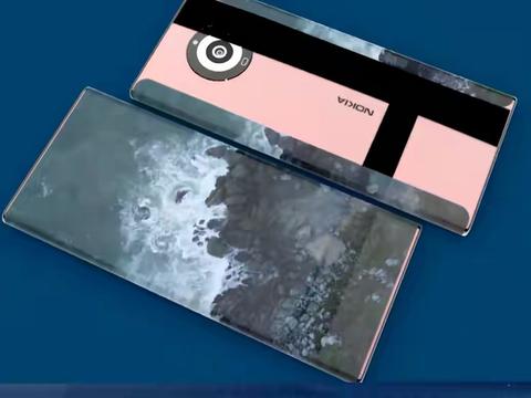 诺基亚N95复刻版再曝光!这次不是致敬经典而是推翻