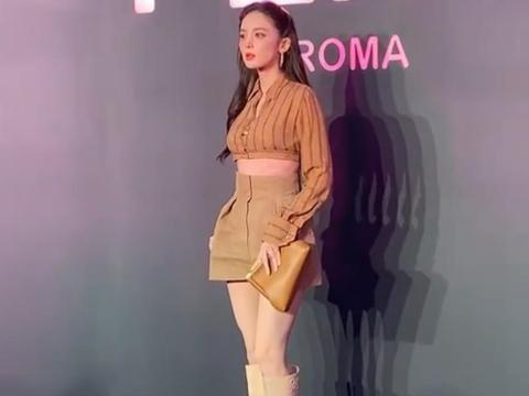 你觉得古力娜扎的新穿搭风格好看吗?